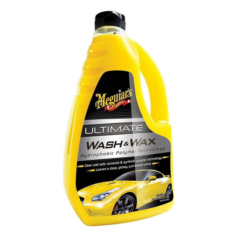 Шампунь своскомдляавтомойки3,79л. WASH & WAX Auto Magic