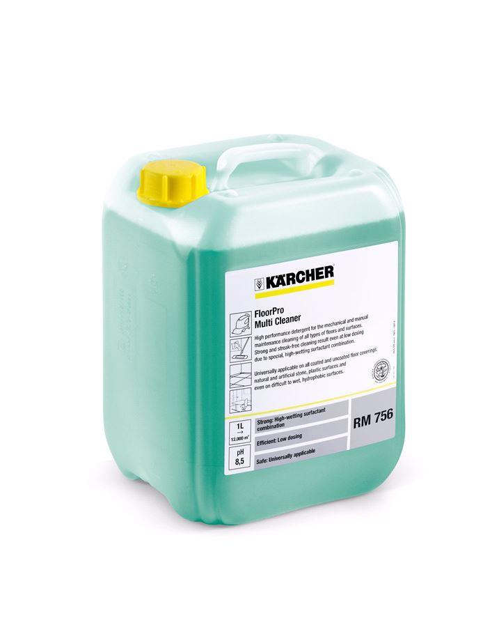 FloorPro RM 756 Multi Cleaner Универсальное чистящее средство Karcher 10 л