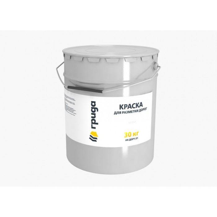 Краска разметочная АК-503 Колор-М Желтая, 1 кг