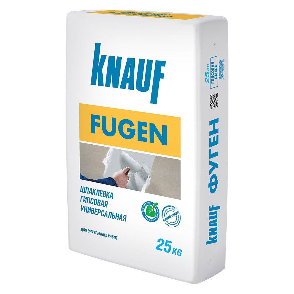 Шпатлевка Универсальная KNAUFFugen, 25 кг